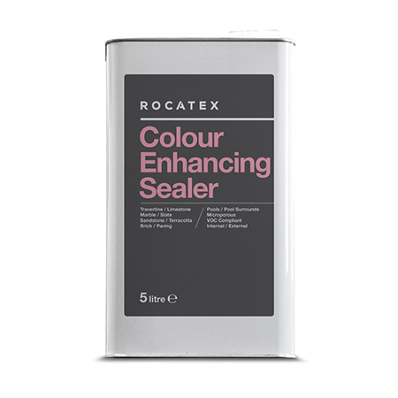 Rocatex Colour Enhancing Stone Sealer