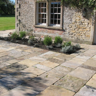 Antique Yorkstone