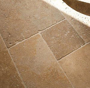 Sparta Tumbled Travertine Tiles